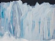 Eisberg im Frühling