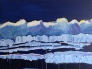 Die Eisberge schmelzen!